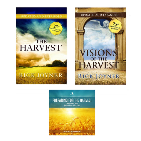Preparing For The Harvest Special MorningStar Ministries
