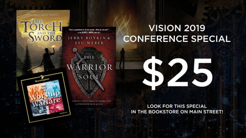 Vision Conference Special Day 2 MorningStar Ministries