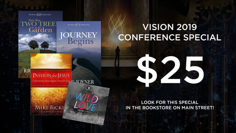 Vision Conference Special Day 3 MorningStar Ministries