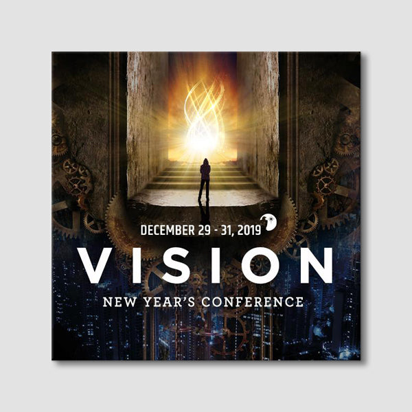 Vision New Year 2019 Conference Set (digital download)