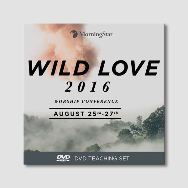 2016 Wild Love Worship Conference