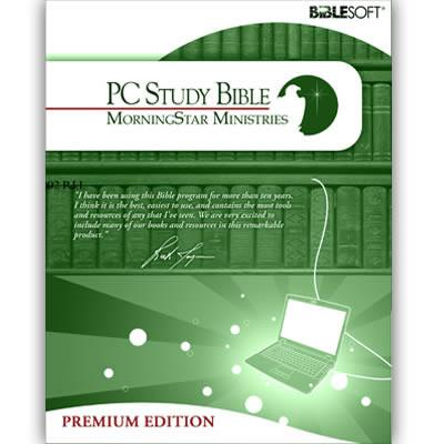 MorningStar PC Study Bible (Premium)