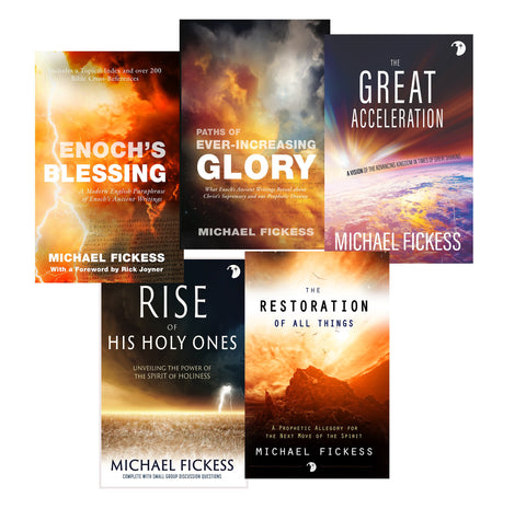 Michael Fickess Collection MorningStar Ministries