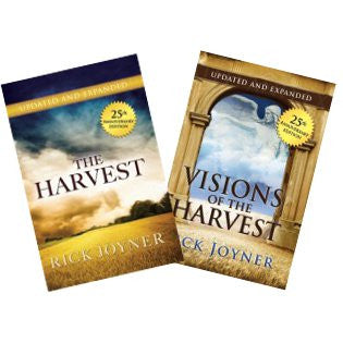 The Harvest & Visions of the Harvest (25th Anniversary Editions)