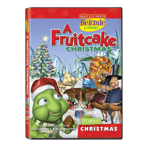Hermie & Friends: A Fruitcake Christmas DVD MorningStar Ministries