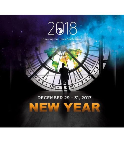 2018 New Year's Conference MorningStar Ministries