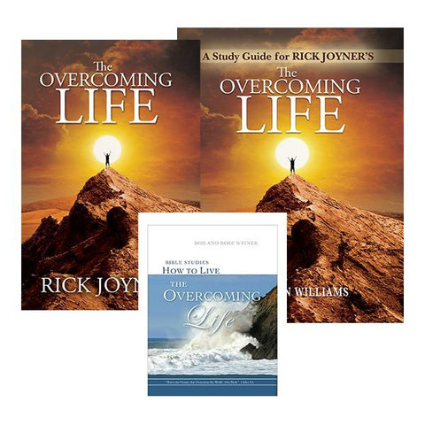 The Overcoming Life Set MorningStar Ministries