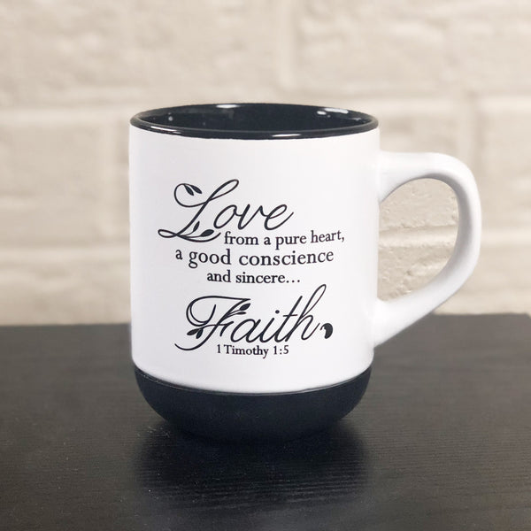 MorningStar Scripture Mug