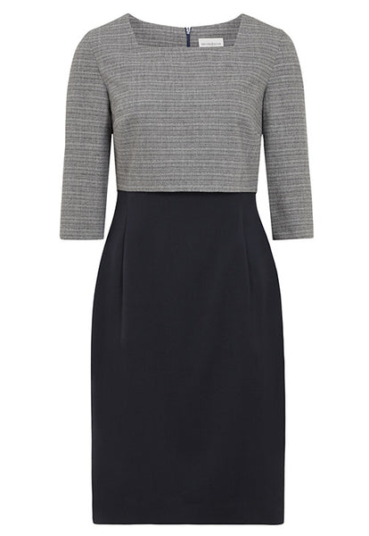 Hopper - navy and grey