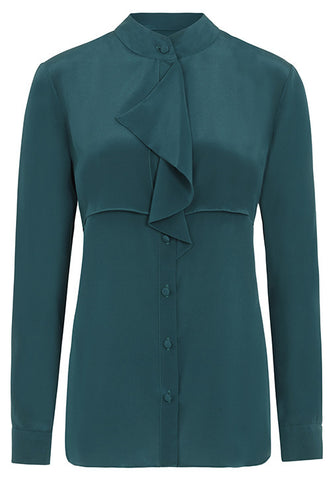 Beth blouse - green