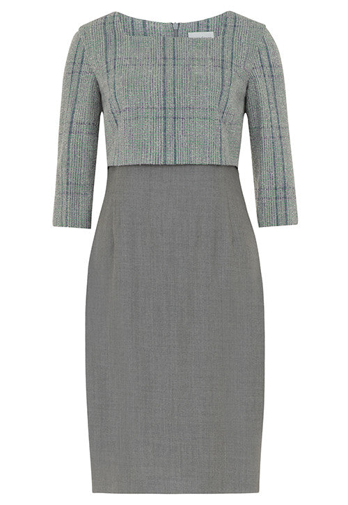 Hopper - grey and tweed