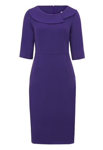 Amelia dress - purple