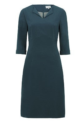 Hester dress - teal