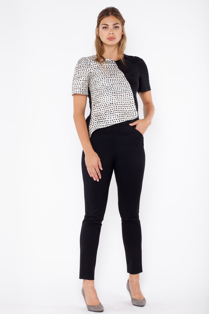 Cooper trousers & Bettina top