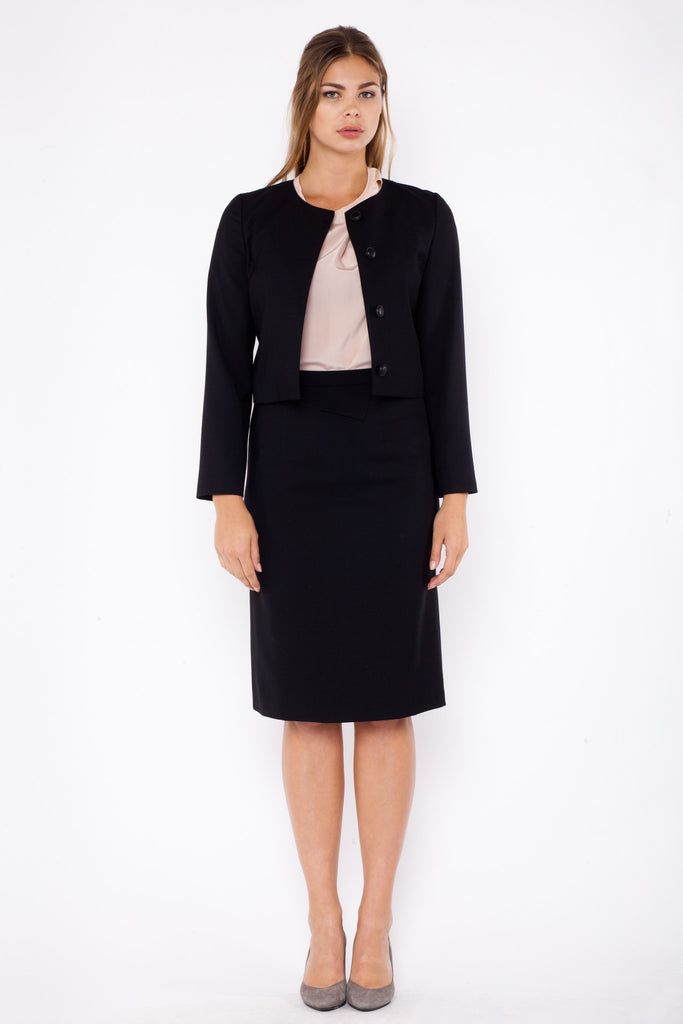Redgrave jacket & Marcelle skirt