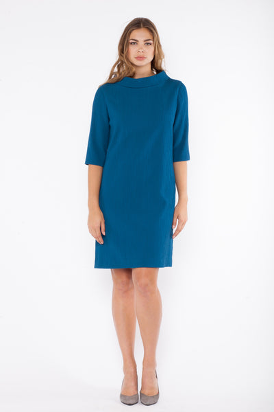 Frida dress - teal
