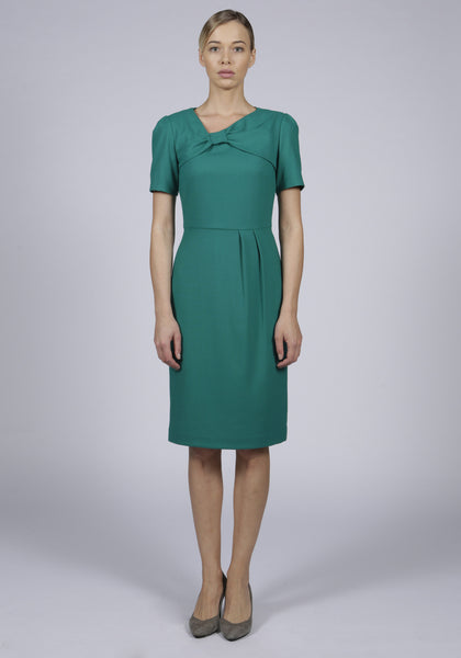Sophia dress - green