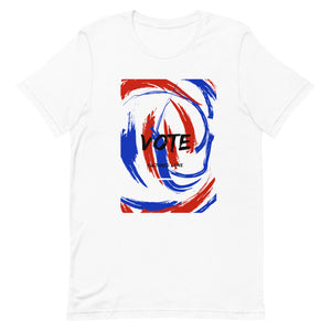 VOTE: Short-Sleeve Unisex T-Shirt