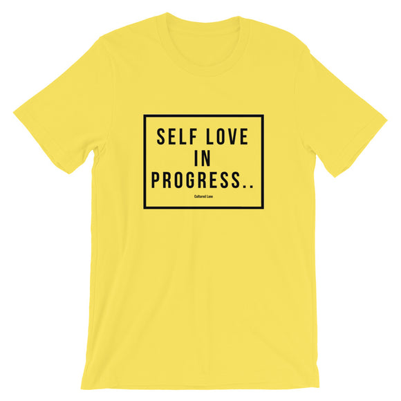 Self Love: Short-Sleeve Unisex T-Shirt