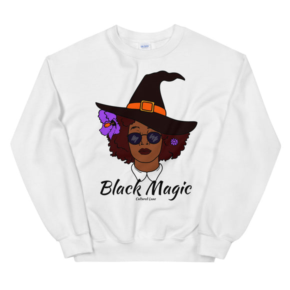 Black Magic Unisex Sweatshirt