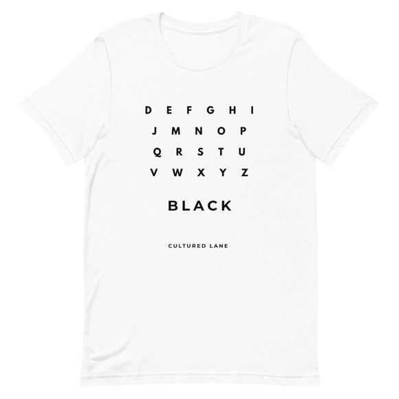 20/20 Vision: Short-Sleeve Unisex T-Shirt