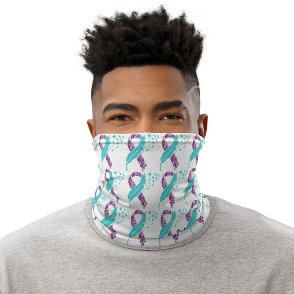 Awareness: Neck gaiter