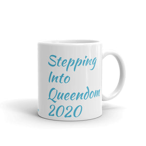 Stepping into 2020 Mug