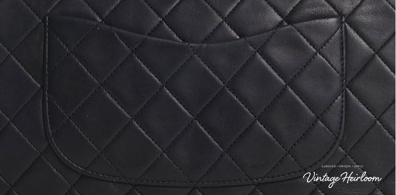 Chanel quilting - authentication guide