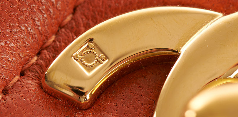 Chanel hardware stamping - authentication guide
