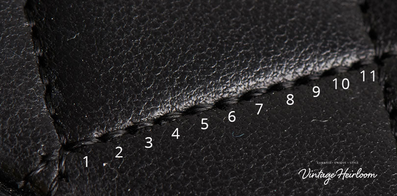 Chanel stitch count - authentication guide