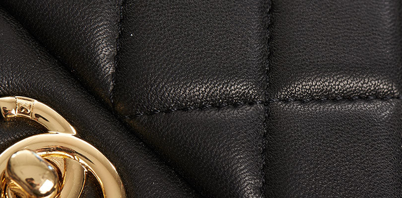 fake-chanel-lambskin-leather