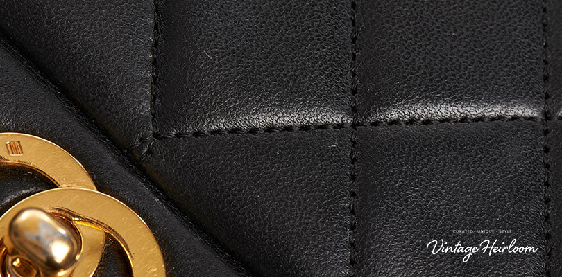 Chanel lambskin leather - authentication guide