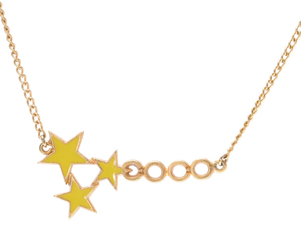 Chanel Shooting Star Necklace