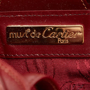Cartier Leather Shoulder Bag