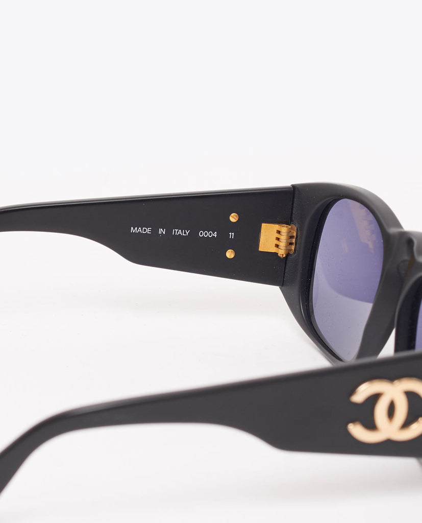 How to authenticate vintage Chanel sunglasses
