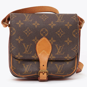 Vintage Louis Vuitton Cartouchiere PM bag
