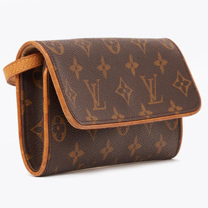 Vintage Louis Vuitton monogram Pochette Twin PM