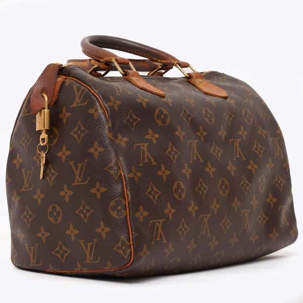 Vintage Louis Vuitton speedy 30