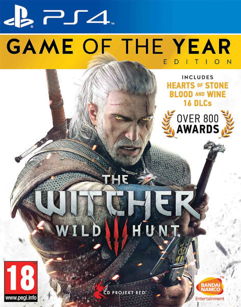 The Witcher 3: Wild Hunt – Complete Edition | PS3 | 42.2 GB | Juego Completo |