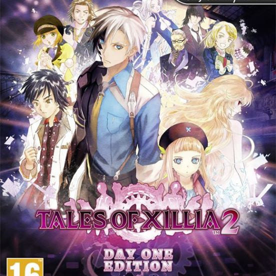 Tales of Xillia 2 | PS3 | 5.1 GB | Juego Completo |