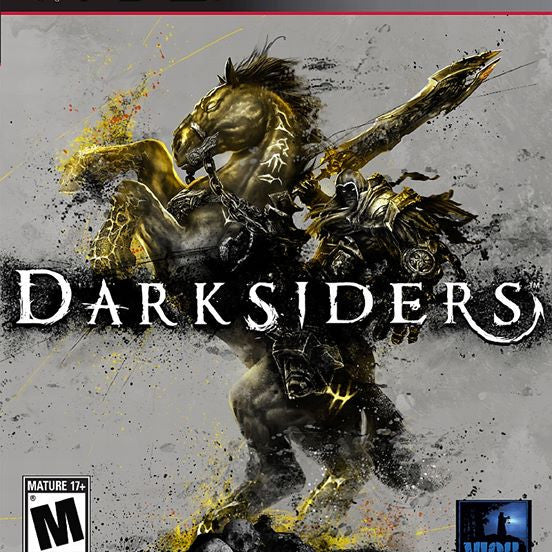 Darksiders | PS3 | 10 GB | Juego Completo |
