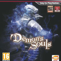 Demon's Souls PS3 | 8.0 GB | Juego Completo |