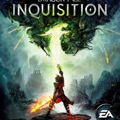 Dragon Age Inquisition | PS3 | 16.6 GB | Juego Completo |