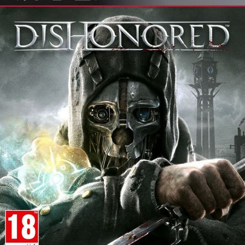 Dishonored | PS3 | 6.3 GB | Juego Completo |