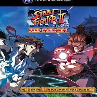 Super Street Fighter II Turbo HD Remix | PS3 | 302 mb | Juego Completo |