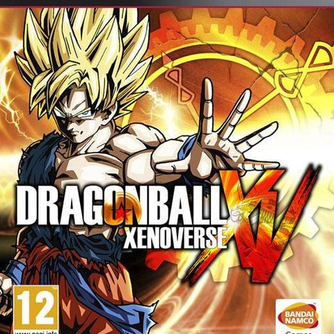 Dragon Ball Xenoverse | 6.4 GB | PS3 | Juego completo |