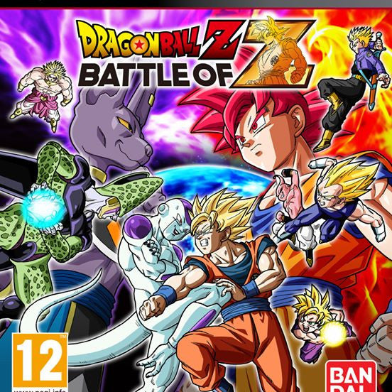 Dragon Ball Z Battle of Z | PS3 | 1.9 GB | Juego Completo |