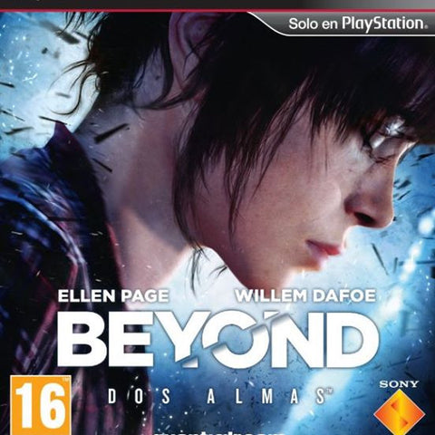 BEYOND: Two Souls | PS3 | 27.5 GB | Juego Completo |