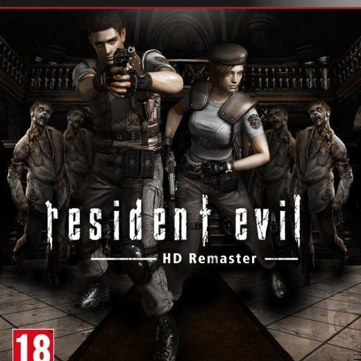 Resident Evil HD | PS3 | 7.4 GB | Juego Completo |