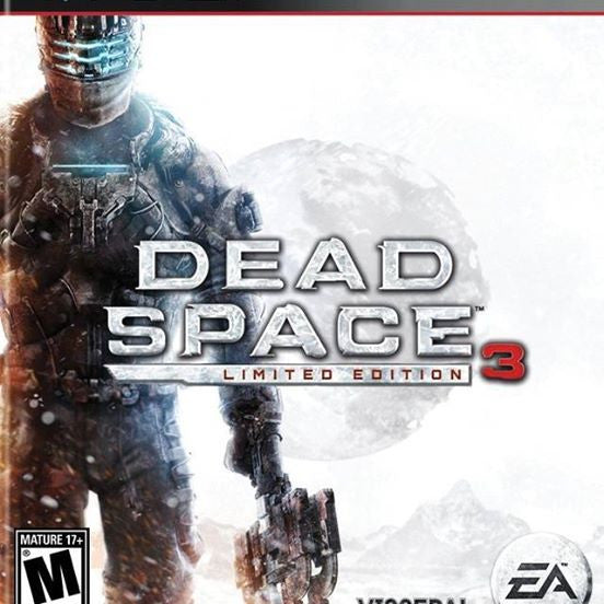 Dead Space 3 Ultimate Edition | PS3 | 12.0 GB | Paquete |